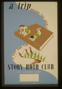 Public Domain: Library of Congress, Prints and Photographs Division, WPA Poster Collection, LC-USZC2-5229.